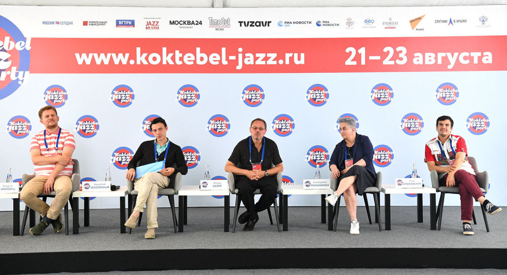Following in the footsteps of jazz trailblazers: Igor Sklyar and Jazz Classic Community
