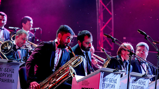 Georgy Garanyan Big Band takes Audience Award on Day Two
