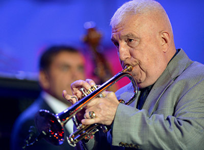 Valery Ponomaryov: I was blown away by the truth, honesty and  power of jazz