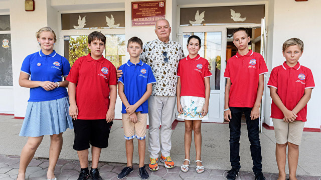 Kiselev: Koktebel Jazz Party to help Koktebel school become best in Crimea
