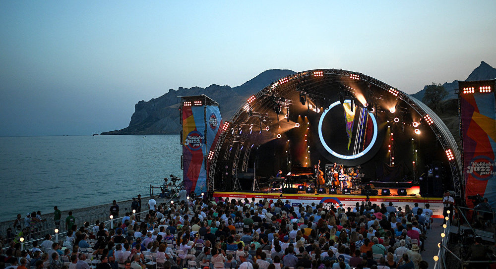 Cadence Magazine: Come to Koktebel. Period