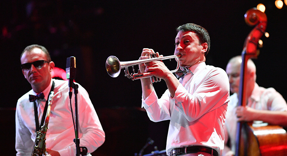 Koktebel Jazz Party melodies at Moscow's Crimean Spring festival