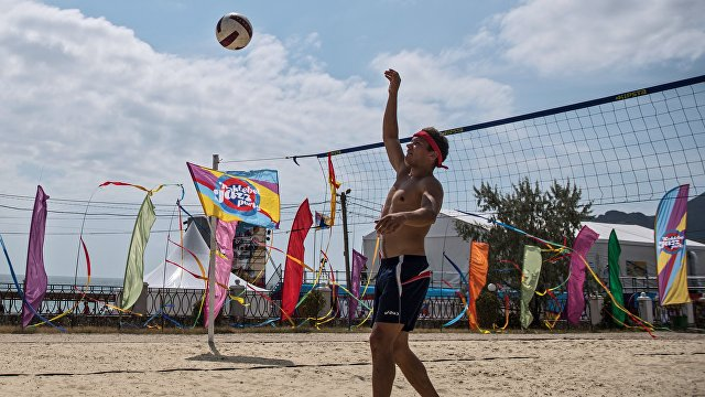 Koktebel Jazz Party to host volleyball tournament